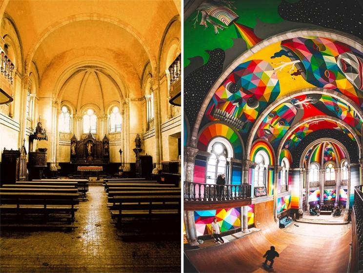 Autorzy zdjęć: La Iglesia Skate / Red Bull Media